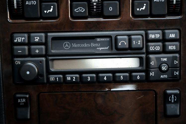 1995 Mercedes-Benz S500 Coupé 35