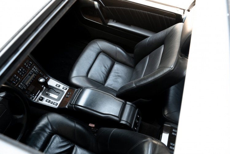 1995 Mercedes-Benz S500 Coupé 22