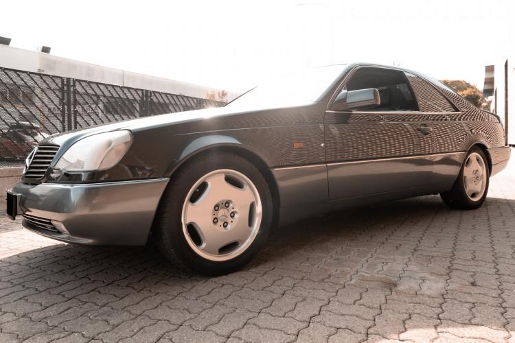 1994 Mercedes-Benz S 600 Coupé 2