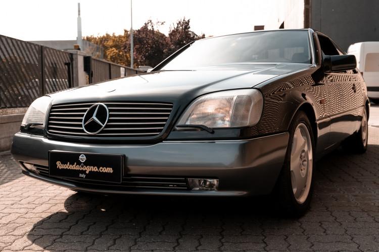 1994 Mercedes-Benz S 600 Coupé 4