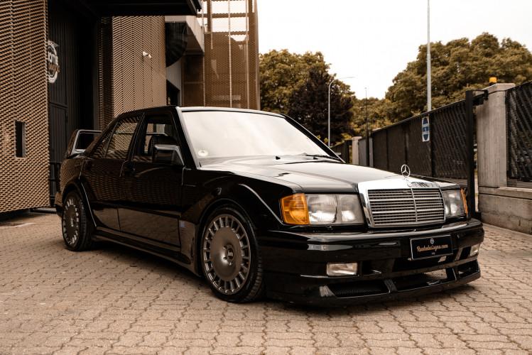 1985 Mercedes-Benz 190E 2.3-16 0