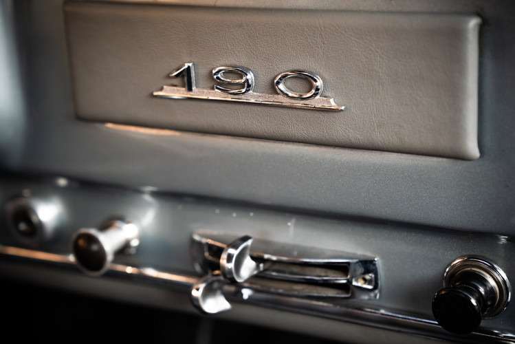 1956 Mercedes-Benz 190 SL 18