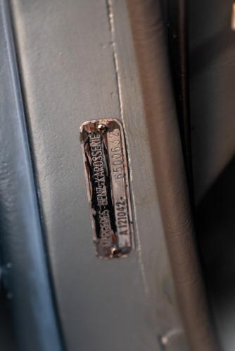 1956 Mercedes-Benz 190 SL 26