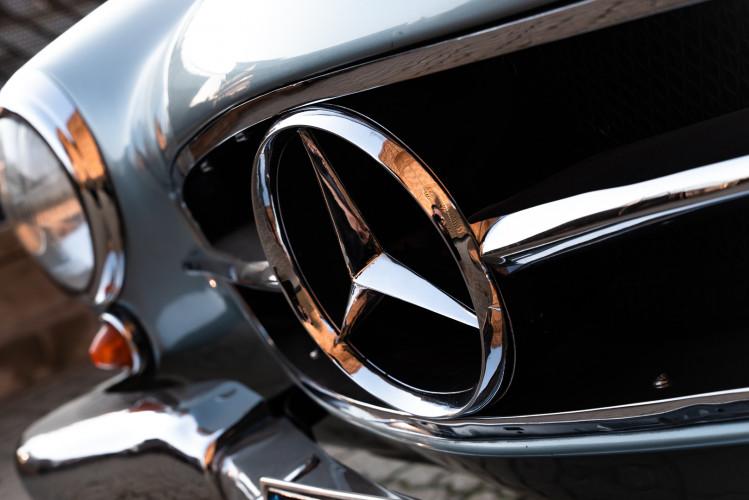 1956 Mercedes-Benz 190 SL 1