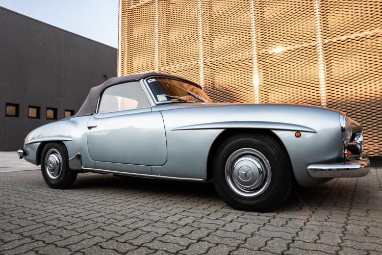 1956 Mercedes-Benz 190 SL 5