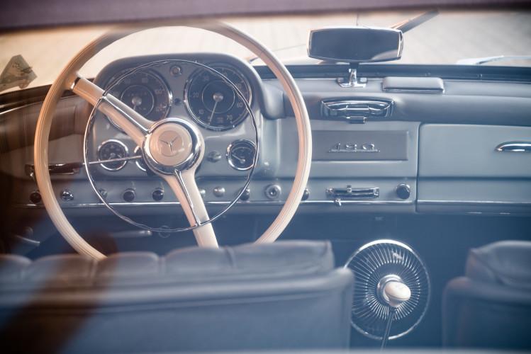 1956 Mercedes-Benz 190 SL 15