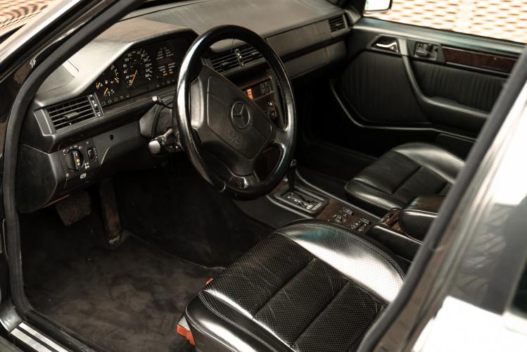1992 Mercedes-Benz 500 E 7