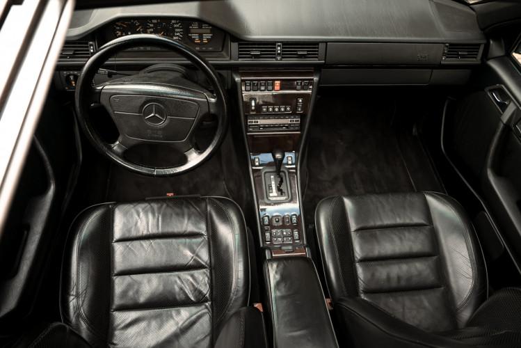 1992 Mercedes-Benz 500 E 10