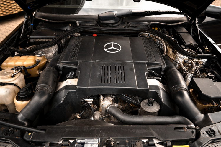 1992 Mercedes-Benz 500 E 37