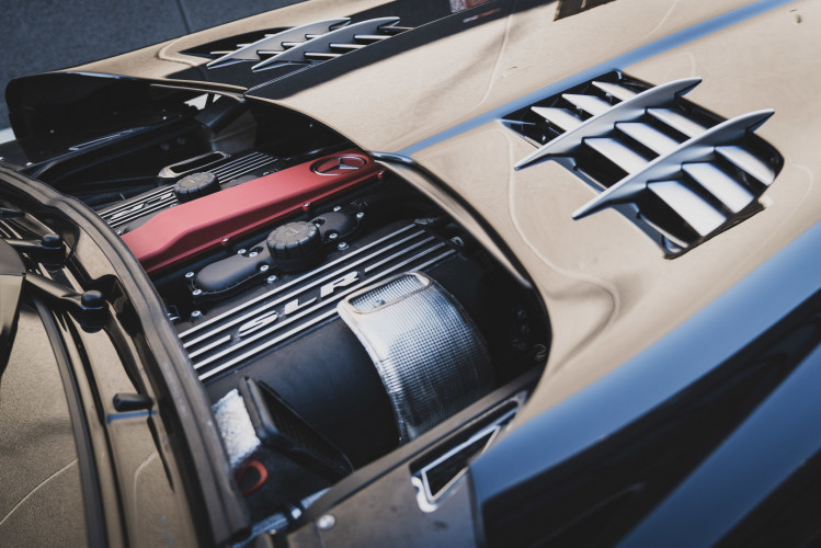 2004 Mercedes-Benz SLR McLaren 13