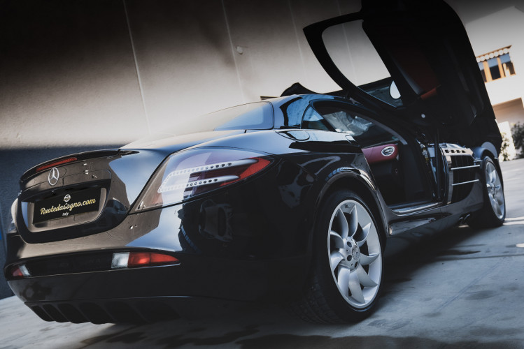 2004 Mercedes-Benz SLR McLaren 4
