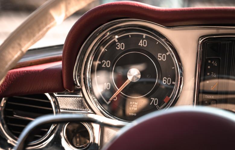 1966 Mercedes-Benz SL 230 Pagoda 29
