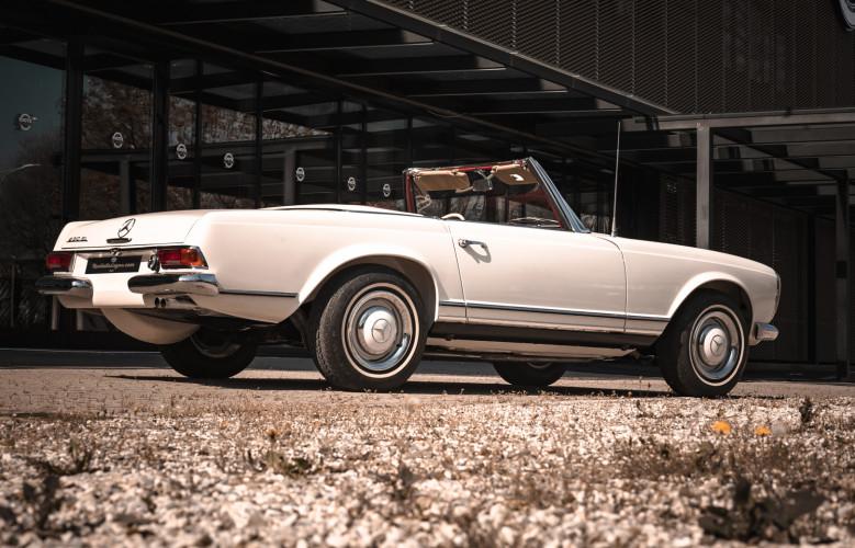 1966 Mercedes-Benz SL 230 Pagoda 6