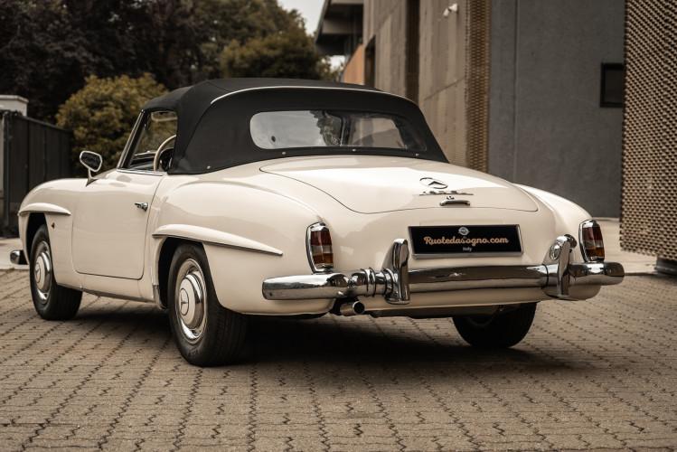 1958 Mercedes-Benz 190 SL 1