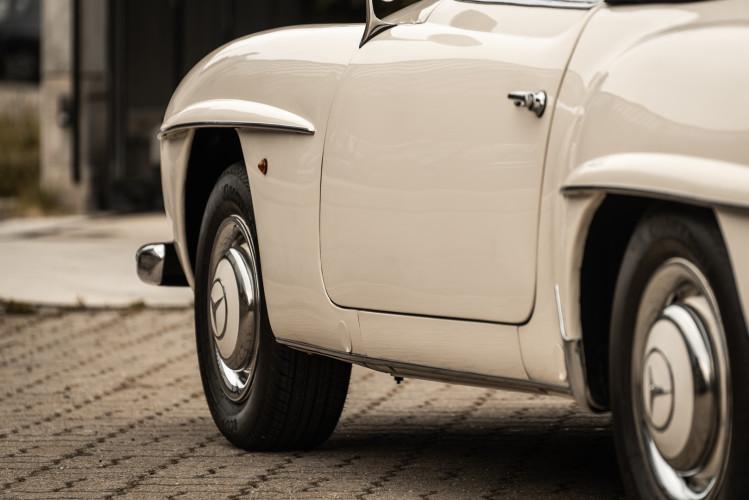 1958 Mercedes-Benz 190 SL 14