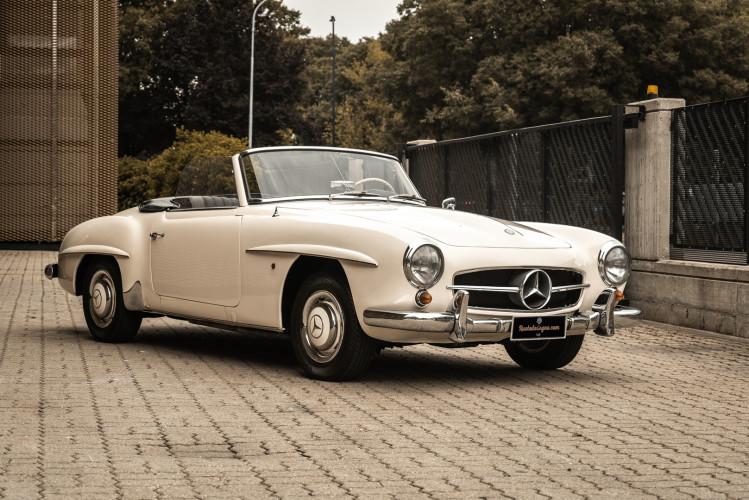 1958 Mercedes-Benz 190 SL 7