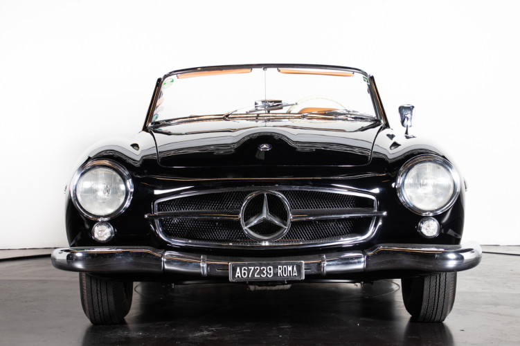 1961 Mercedes-Benz 190 SL 37