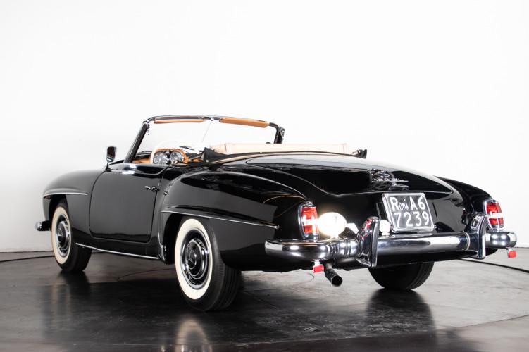 1961 Mercedes-Benz 190 SL 31