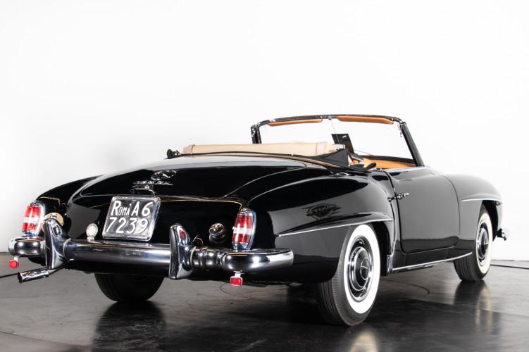 1961 Mercedes-Benz 190 SL 34