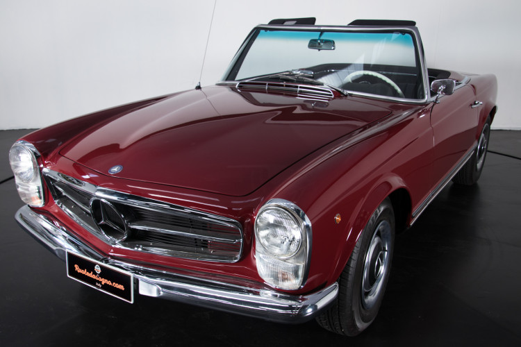 1964 Mercedes-Benz 230 SL 12