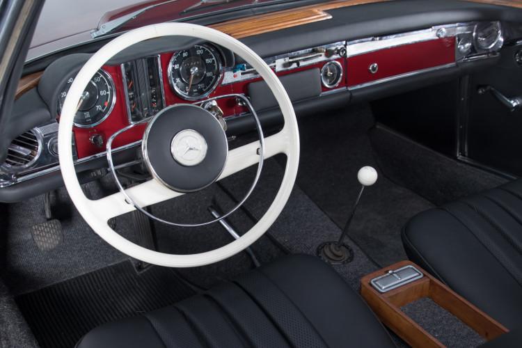 1964 Mercedes-Benz 230 SL 15
