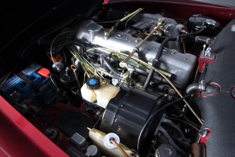 1964 Mercedes-Benz 230 SL 23