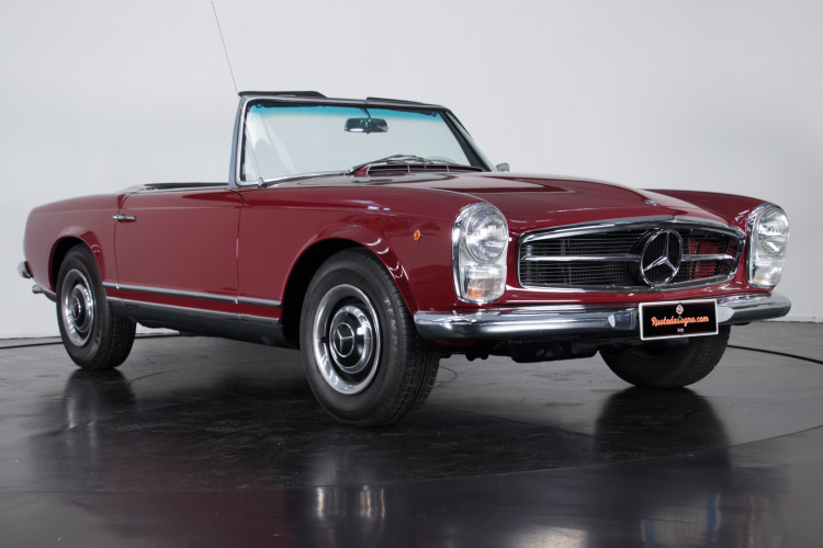 1964 Mercedes-Benz 230 SL 8