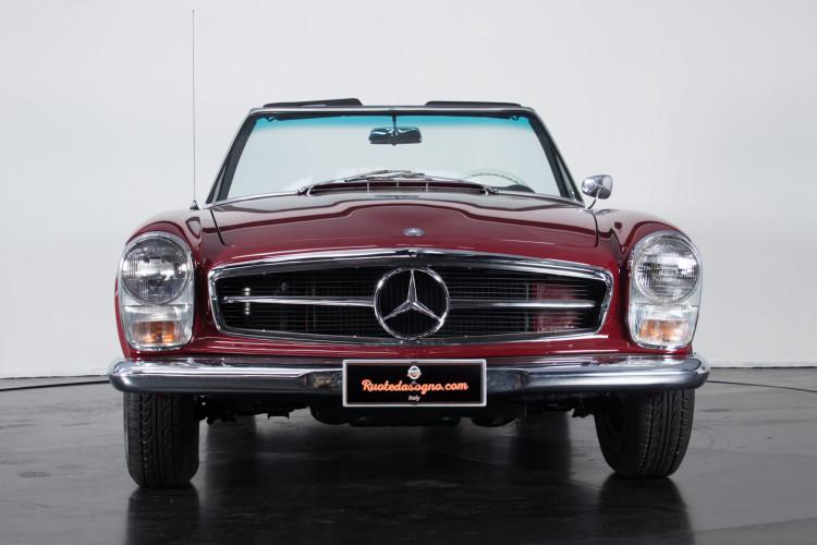 1964 Mercedes-Benz 230 SL 9