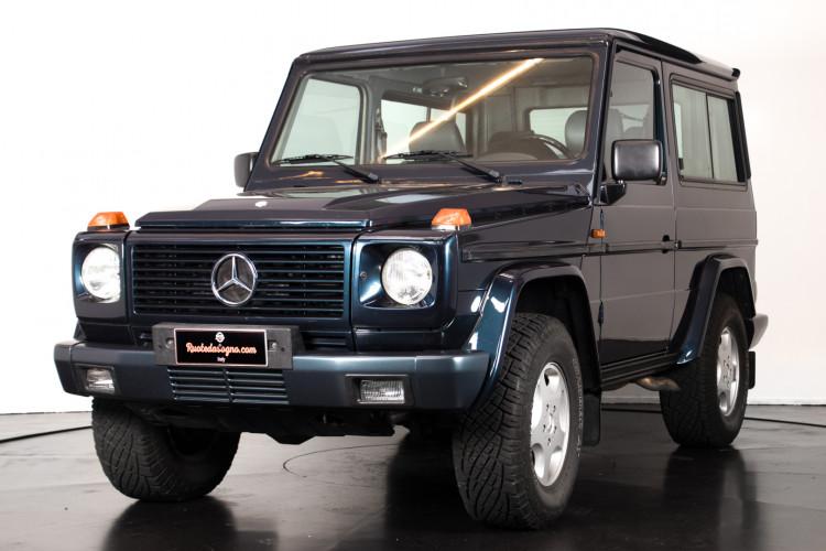 1997 Mercedes-Benz G 300 0