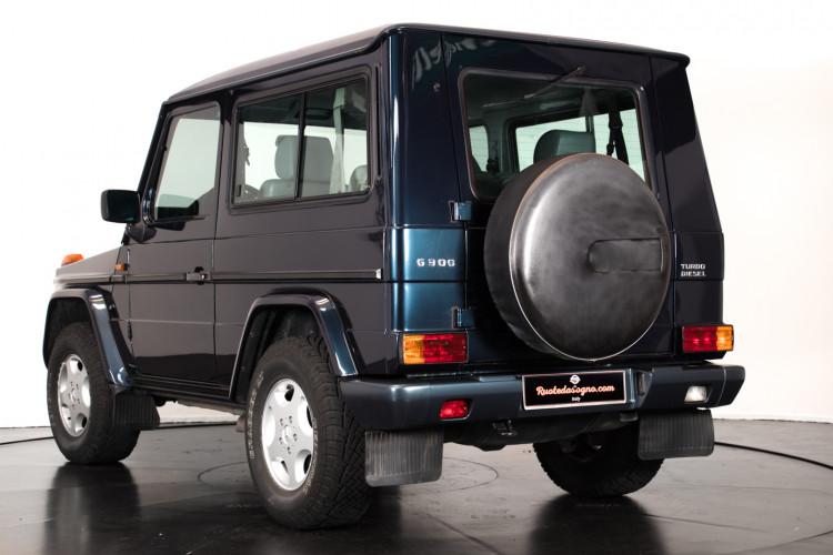 1997 Mercedes-Benz G 300 9