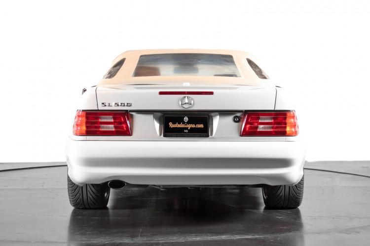 2000 Mercedes-Benz SL500 48