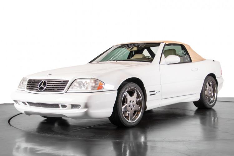 2000 Mercedes-Benz SL500 51