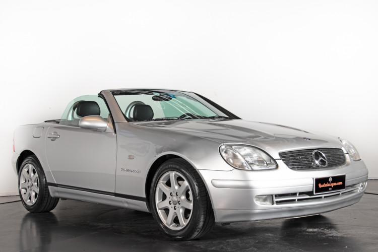2000 Mercedes-Benz SLK 6
