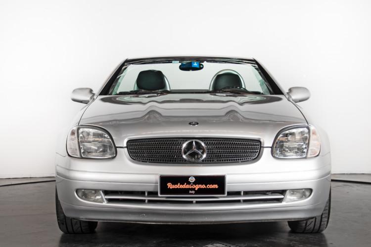 2000 Mercedes-Benz SLK 7