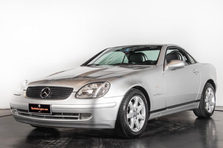 2000 Mercedes-Benz SLK 8