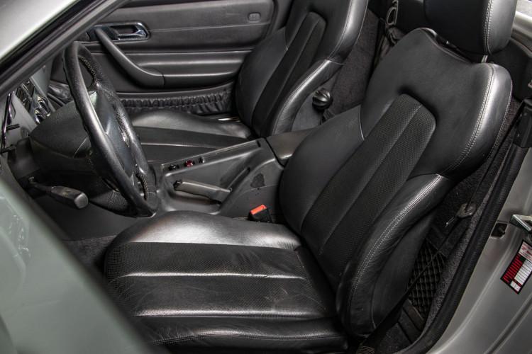 2000 Mercedes-Benz SLK 22