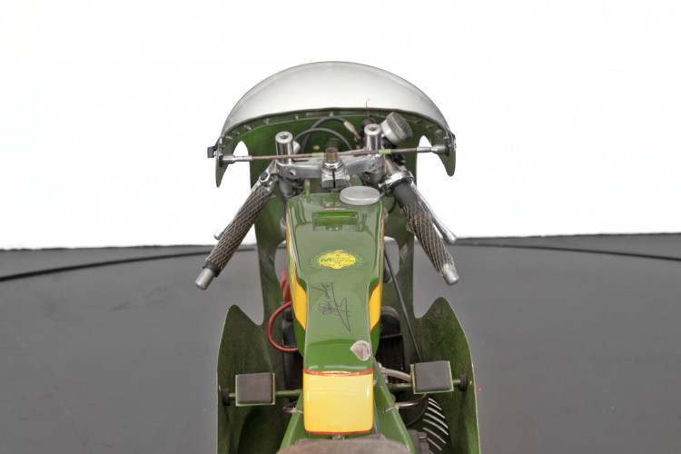 1972 Minarelli GP 50 Liquid Cooled 7