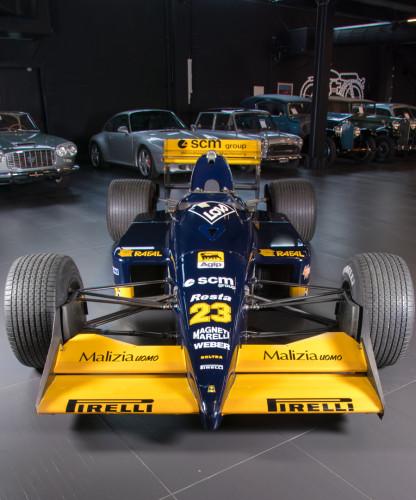 1988 Minardi F1 5