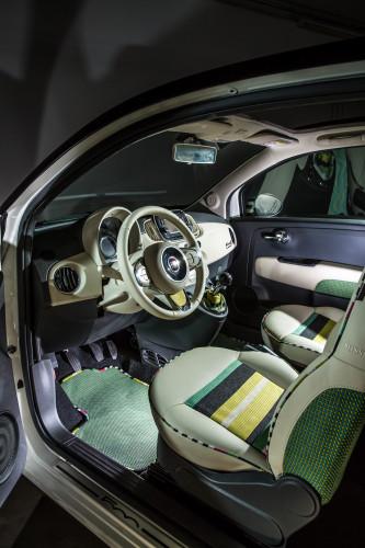 2018 FIAT 500C Hybrid Missoni 7