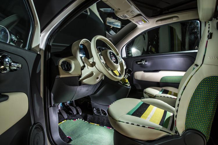 2018 FIAT 500C Hybrid Missoni 8