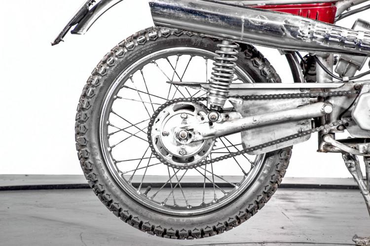 1995 Mondial 125 Enduro 9