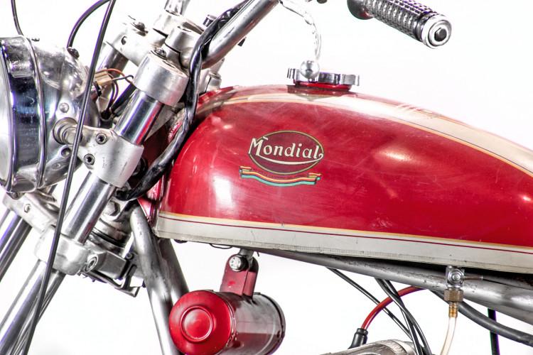 1995 Mondial 125 Enduro 8