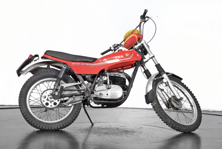 1976 Montesa cota 247t 2