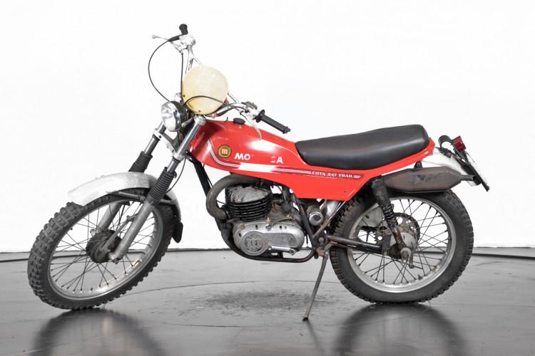 1976 Montesa cota 247t 0