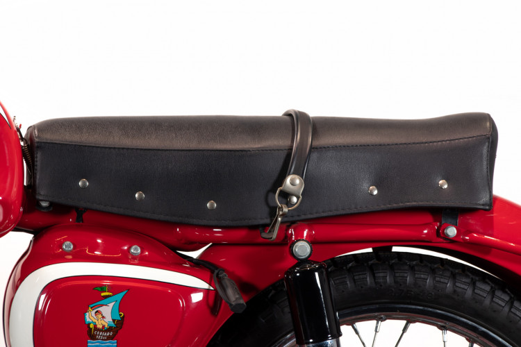 1966 Moto Morini Corsaro 125 9
