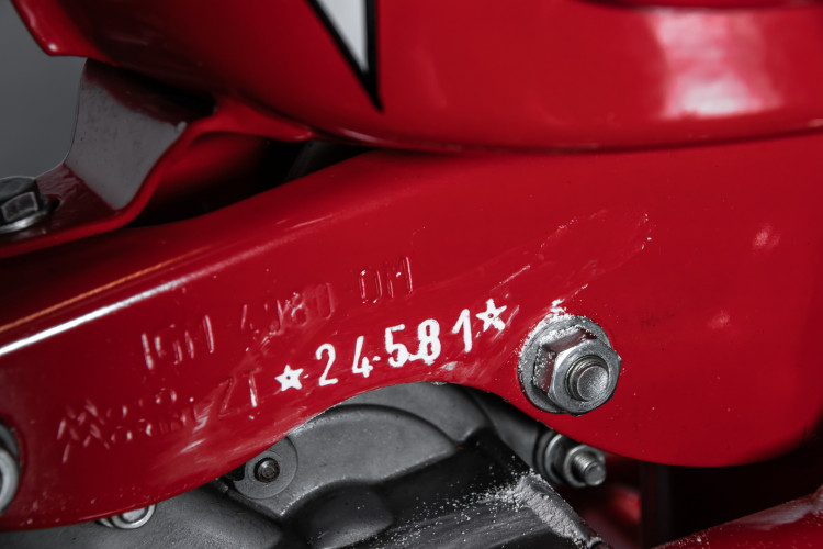 1969 Moto Morini Corsarino ZT 23
