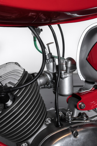 1966 Moto Morini Corsarino Z 60cc 19