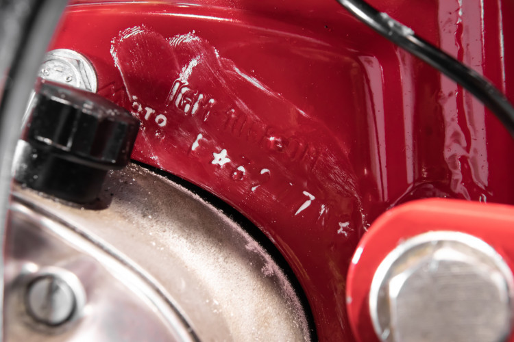 1966 Moto Morini Regolarità Griglione 125 20