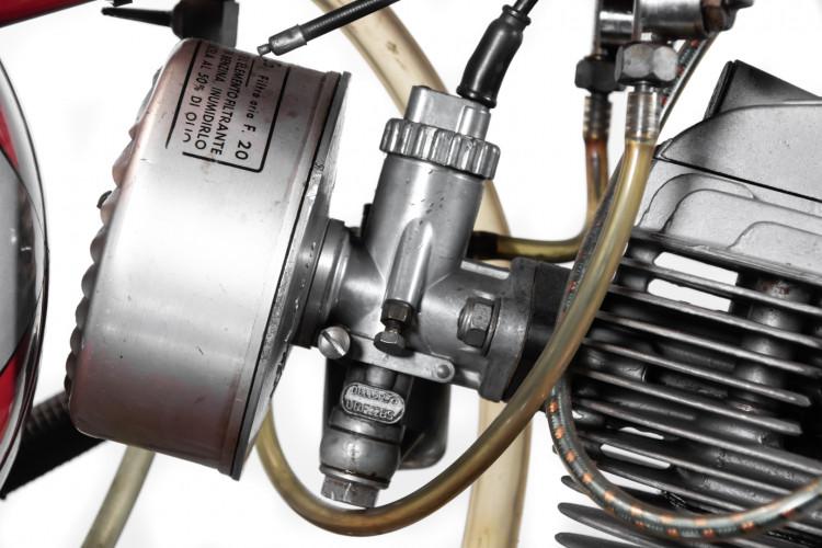 1966 Moto Morini Regolarità Griglione 125 24