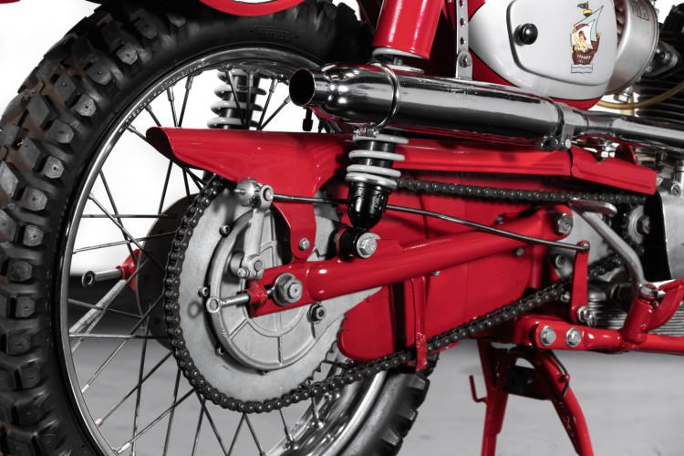 1966 Moto Morini Regolarità Griglione 125 9